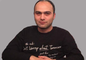 """The Editor-in-Chief  of the website """"24saat.org""""  Vugar Gurdganly was invited to the  Main Organized Crime Department"""