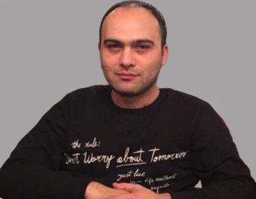 "The Editor-in-Chief  of the website ""24saat.org""  Vugar Gurdganly was invited to the  Main Organized Crime Department"