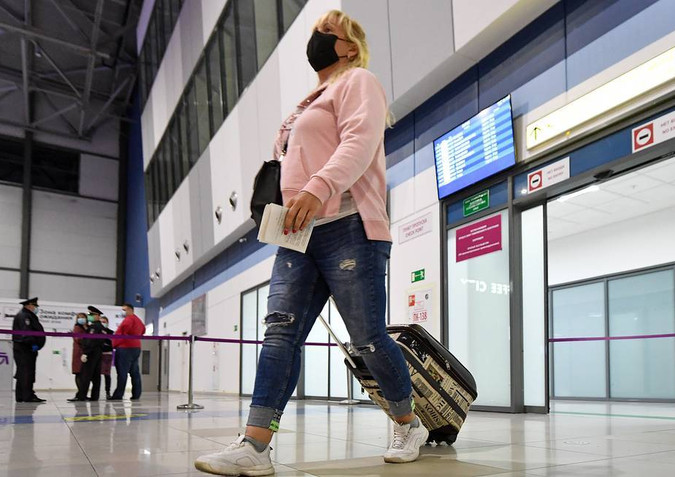 Russia extends ban entry for foreigners