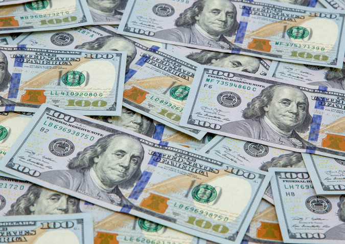 Demand for dollar increases in currency auction