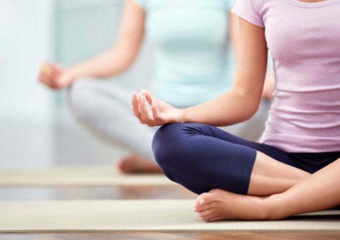 Yoga as a tool to create a positive impact during COVID-19 pandemic