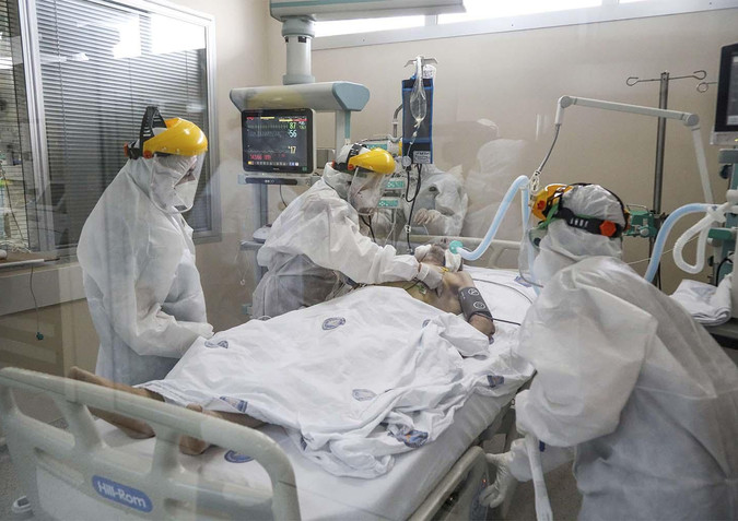 Iran:119 die with COVID-19 in a day