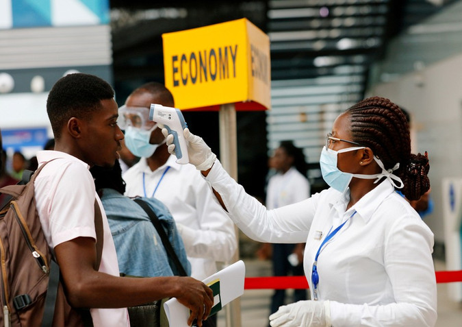 COVID-19 cases hit 350,000 in Africa