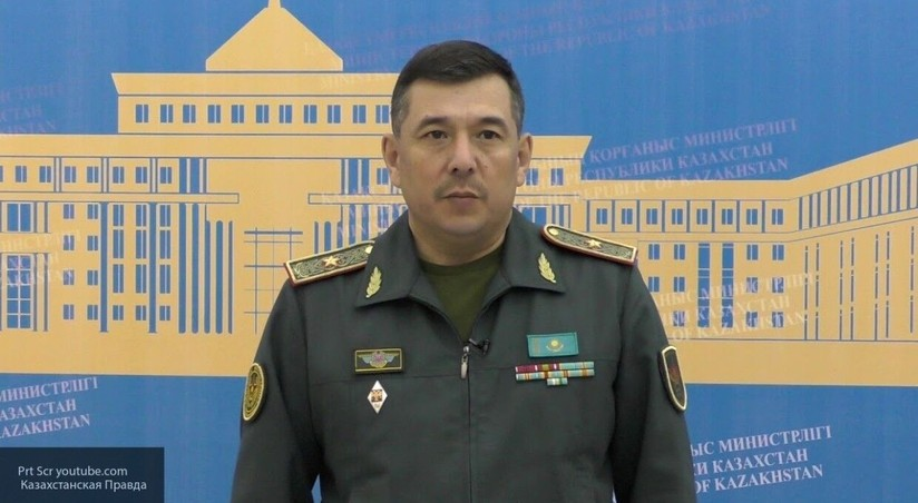 Kazakhstan's Deputy Defense Minister dies with COVID-19