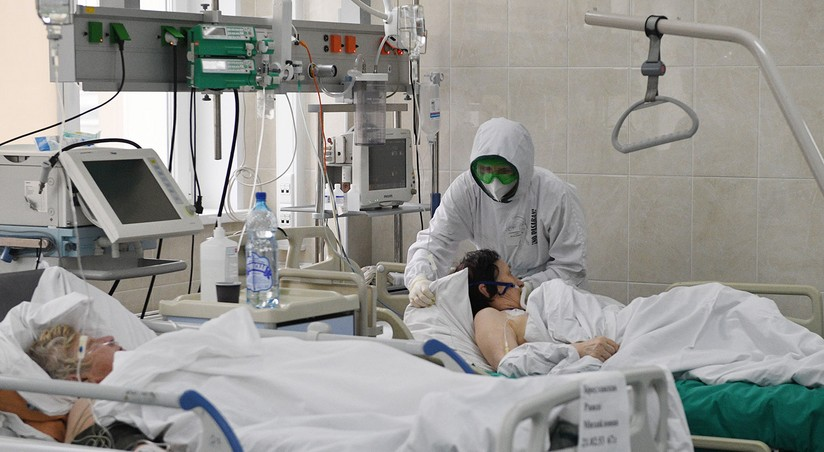 Georgia's COVID death toll exceeds 3,300