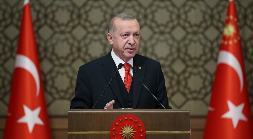 Erdoğan: There should be two states on the island of Cyprus