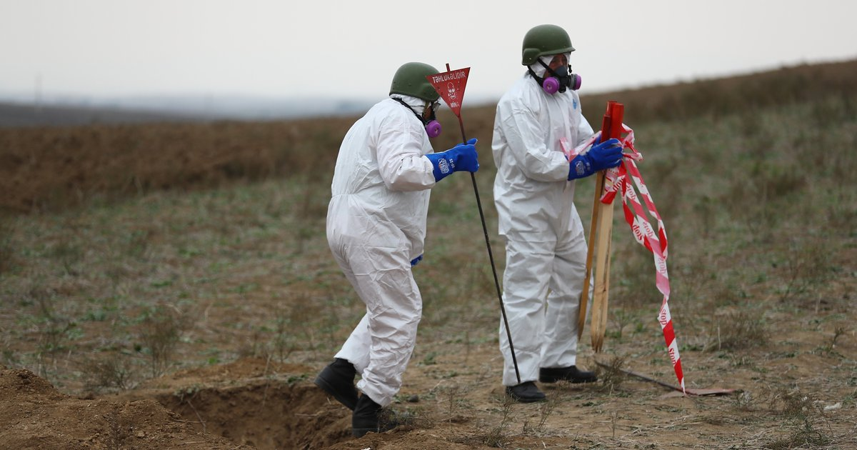 Prosecutor General: Landmines kill 14 since ceasefire