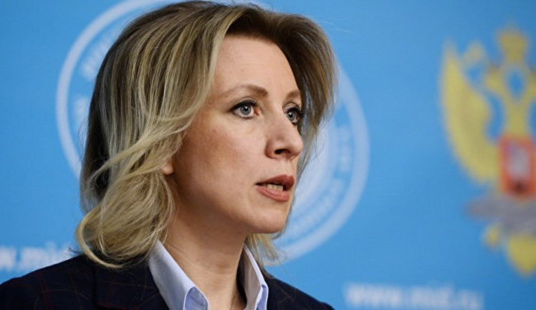 "Zakharova: ""Azerbaijan and Armenia are only at the beginning of a difficult path"""