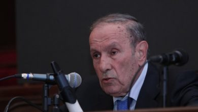 Levon Ter-Petrosyan to run in parliamentary elections