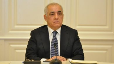 Azerbaijani PM arrives in Russia for official visit