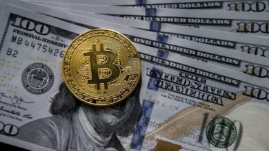 Bitcoin price falls more than twice since April all-time high
