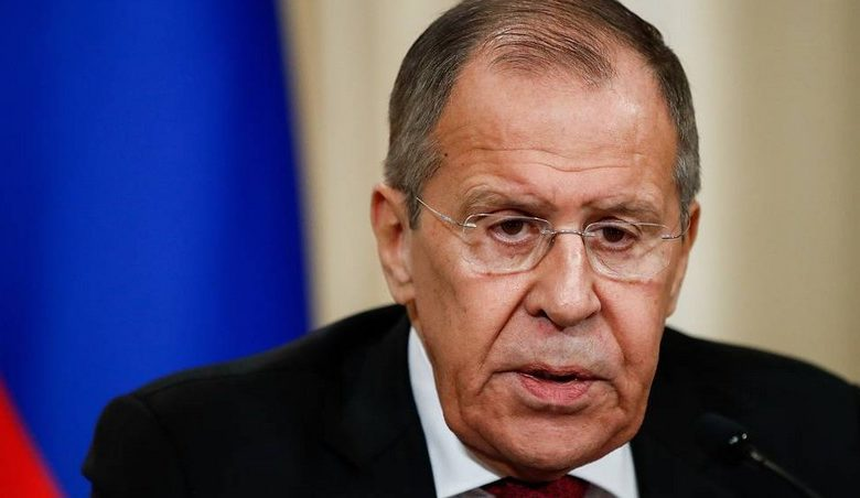 Russian FM visits Alley of Martyrs