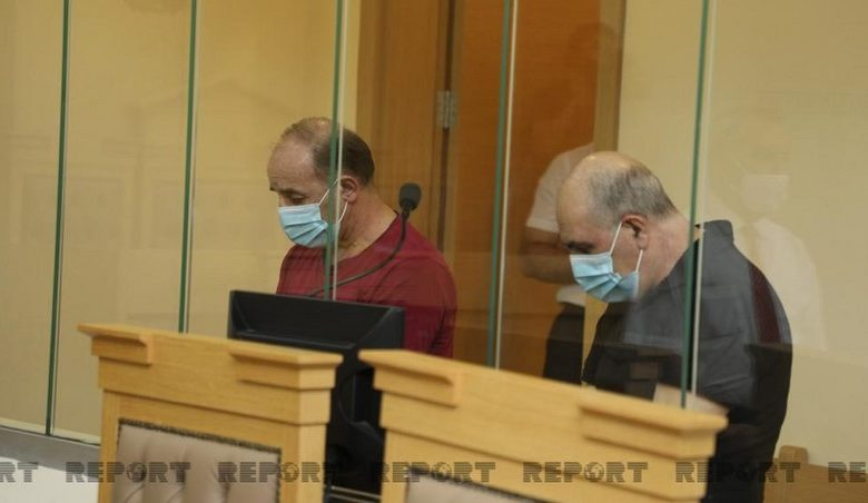 Armenians who tortured Azerbaijani captives in Shusha prison facing trial - UPDATED