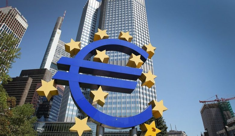 ECB upgrades its forecast for GDP growth in eurozone