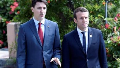 Canada, France to co-op with their int'l partners to work toward sustainable post-COVID recovery