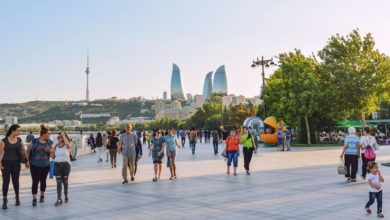 Number of Azerbaijan's population disclosed