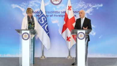 Secretary General: OSCE will take active part in South Caucasus