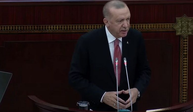 Erdogan: We are ready to fulfill our duties