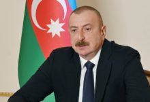 """Aliyev: We remain deeply concerned by """"vaccine nationalism"""" and inequality in access to vaccines"""