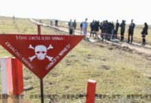 Ukraine military experts, reserve officers urge Armenia to give out all minefield maps