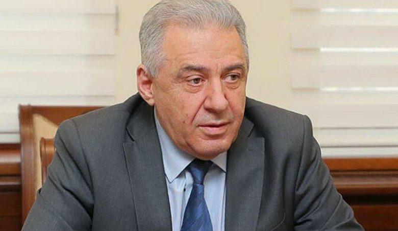 Armenia's acting Defense Minister steps down