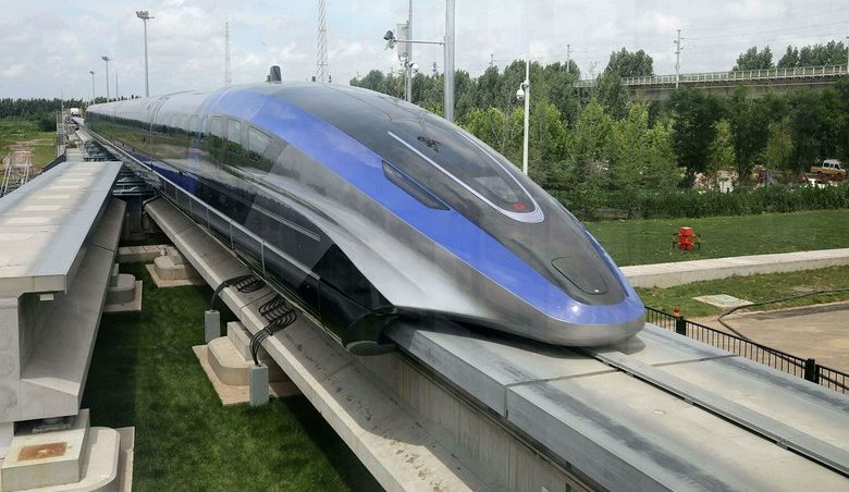 World's first high-speed maglev train rolls off assembly line