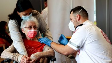 People over 60 to receive third dose of Pfizer vaccine in Israel