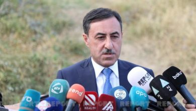 Architectural image of villages and settlements in liberated areas determined