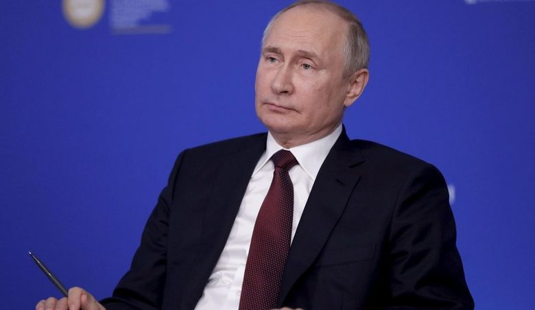 Putin says the situation in Afghanistan directly related to Russia's security