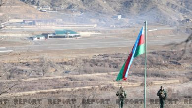 Azerbaijani border guard wounded in attack by Armenian soldiers
