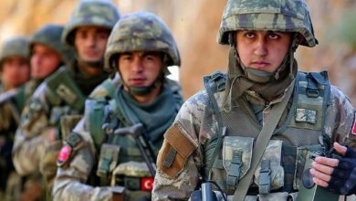 Turkish special forces eliminate terrorists in Syria