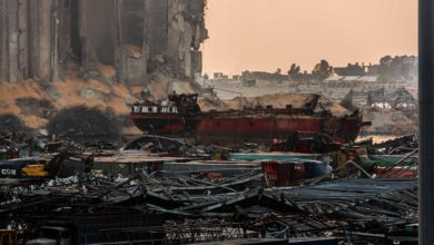 Ownership of Chemicals that Exploded at Beirut Port Traces Back to Ukraine