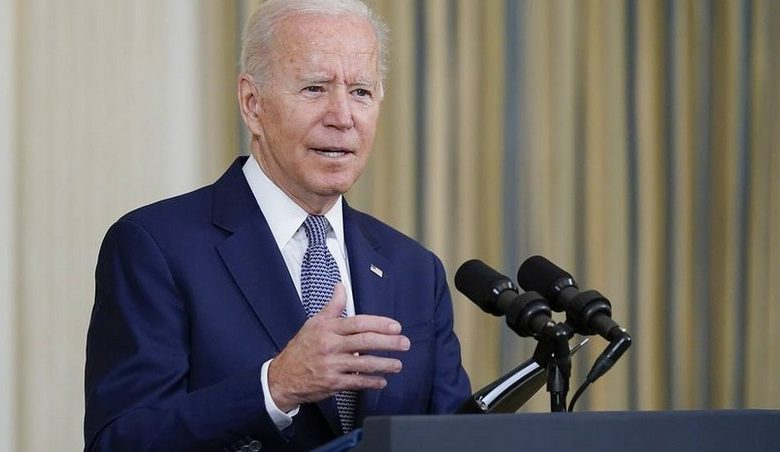 Biden says damage from natural cataclysms to exceed $100 billion this year