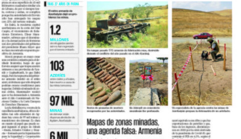 Mexican journalist: Armenian vandalism is incompatible with humanity