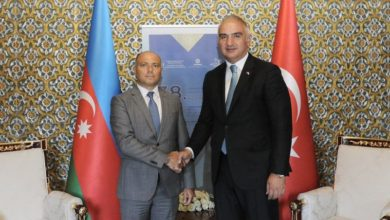 Anar Karimov meets with Turkish minister of culture and tourism