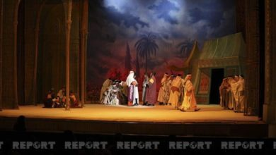 First performance staged in Azerbaijani theater since beginning of pandemic